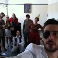 Il selfie di Amleto2016