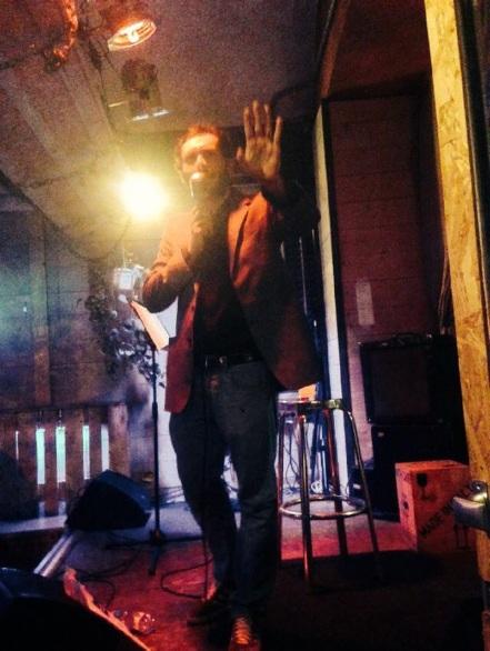 FALLO! Un omaggio a Lenny Bruce (2013-2016) - foto di Lavinia Parissi