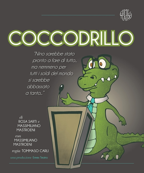 Coccodrillo - locandina