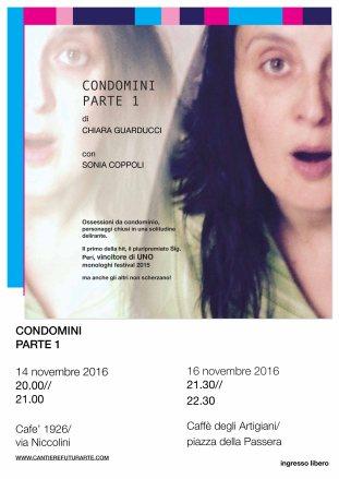 CONDOMINI 1 locandina